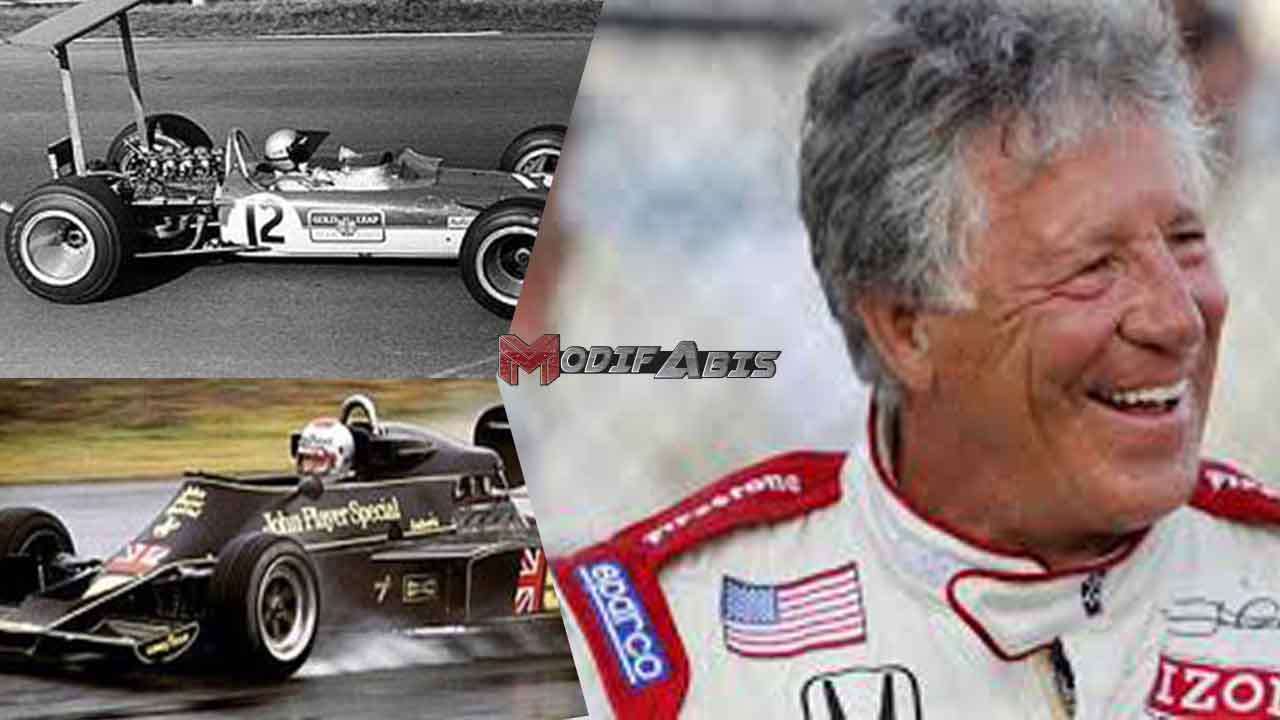 Biography of Mario Andretti