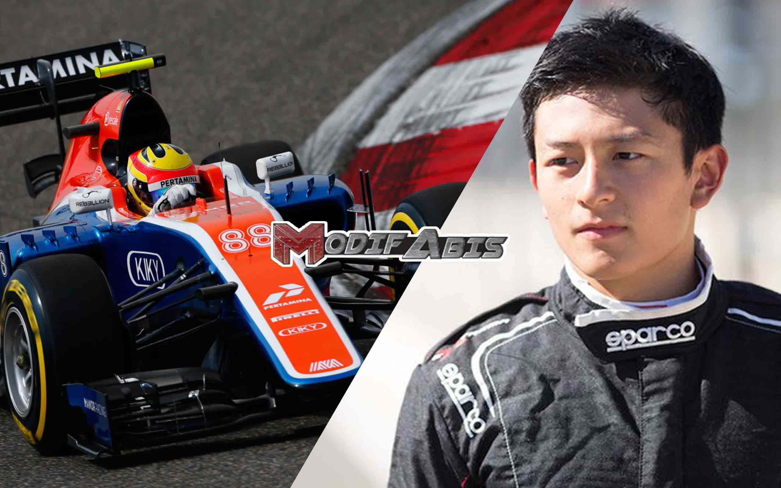 Biography of Rio Haryanto