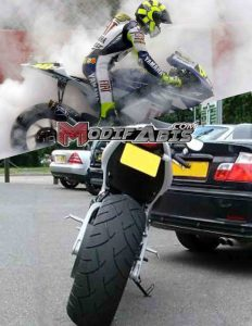 Advantages and Disadvantages of Using Large Motorcycle Tires